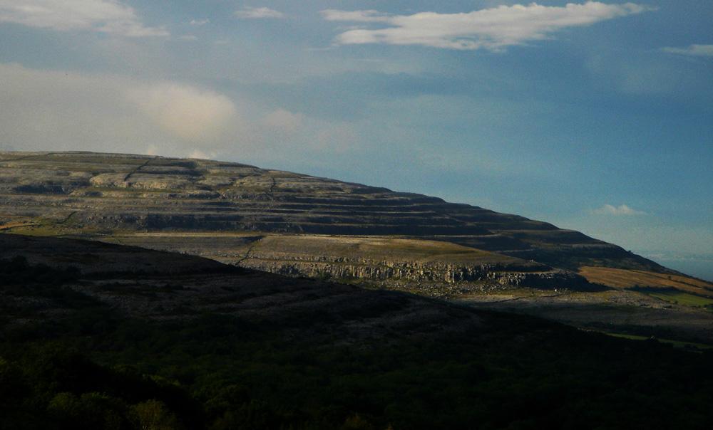 Montagnes du Buren