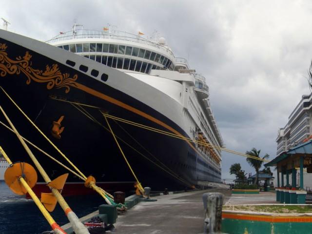 Nassau, embarcadère