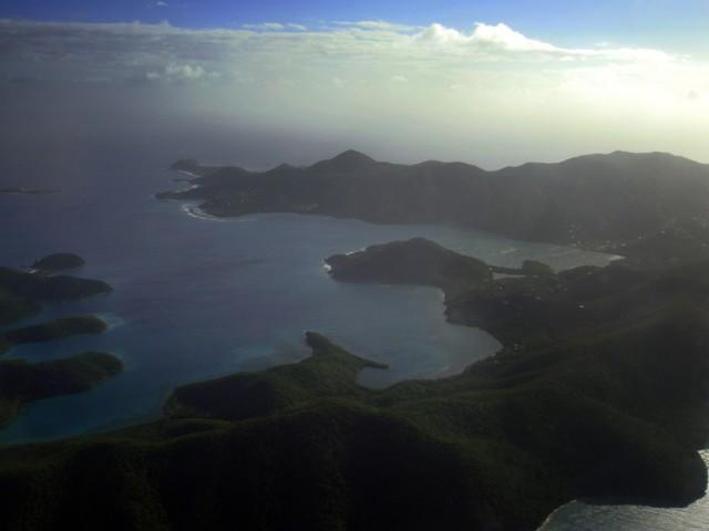 Tortola islands