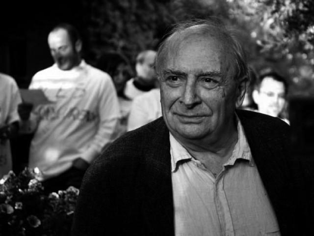 Claude, fêtant ses 50 ans de cinéma