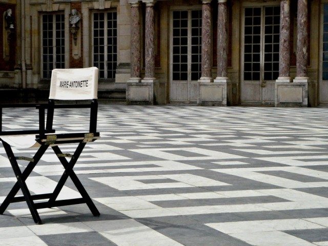 Le fauteuil de la reine