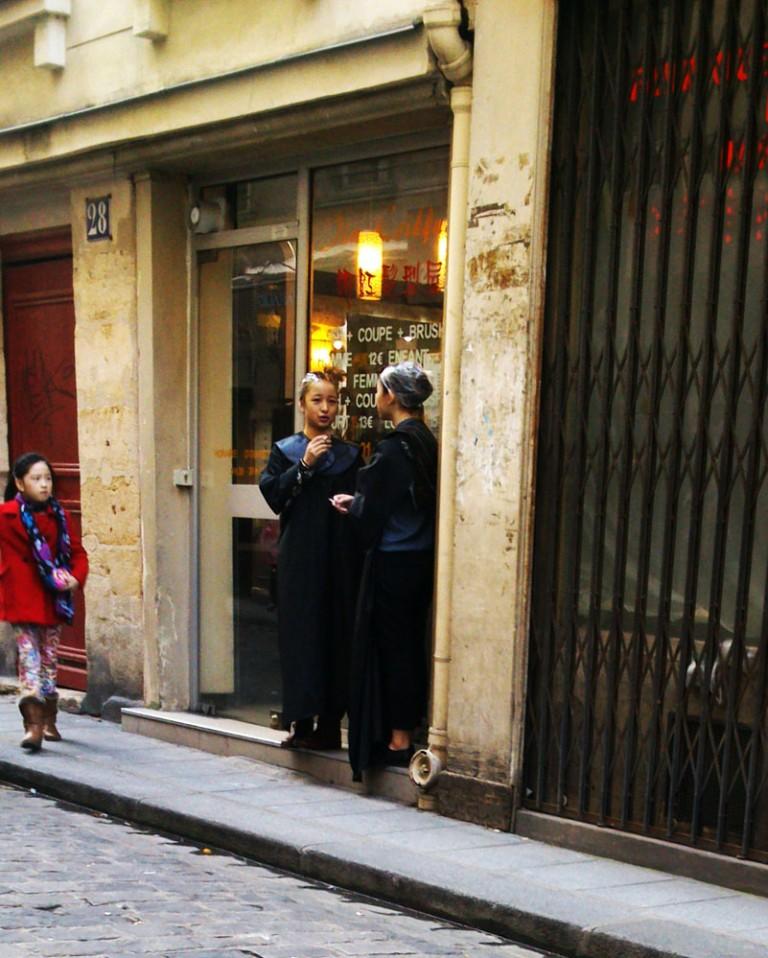 Filles de Paris