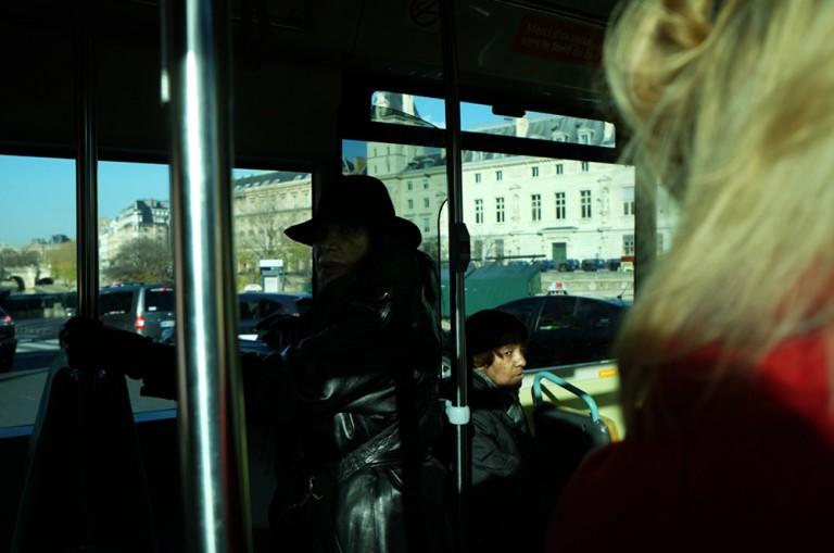 Femmes du bus – Paris