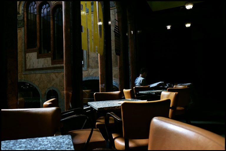 Café Lucerna – Prague