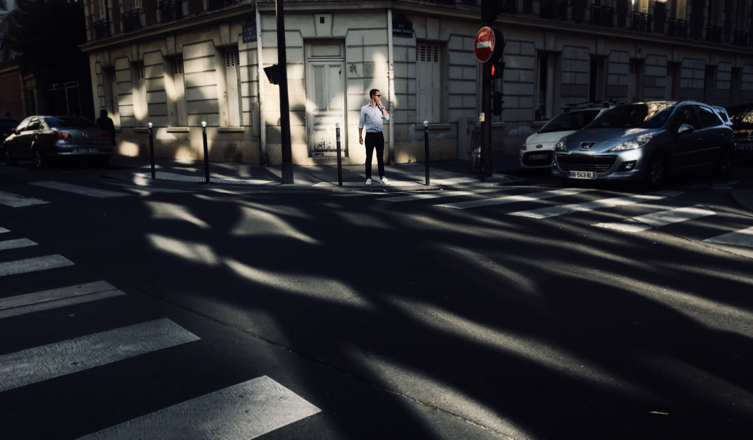 paris sunlights